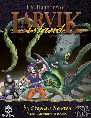 The Haunting of Larvik Island