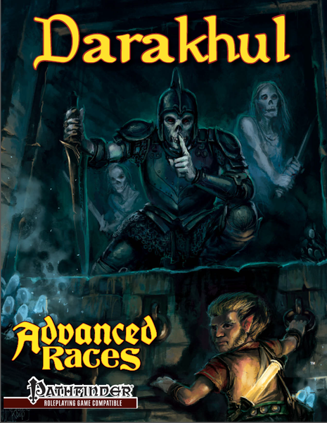 Advanced Races 2: Darakhul Ghouls