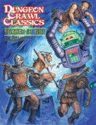Dungeon Crawl Classics #79: Frozen in Time