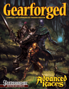 Advanced Races 3: Gearforged