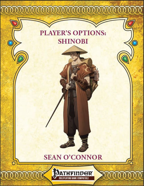 Player's Options: The Shinobi