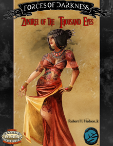 Forces of Darkness - Zunirei of the Thousand Eyes
