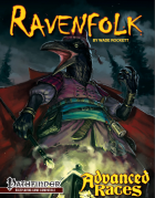 Advanced Races 5: Ravenfolk