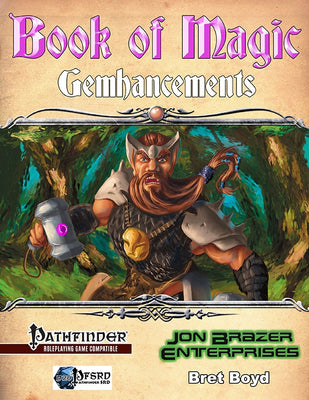 Book of Magic: Gemhancements
