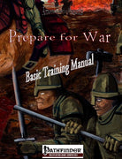 Prepare for War: Basic Training Manual