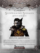 CLASSifieds: Skinwalking Shaman (Druid Alternate Class))