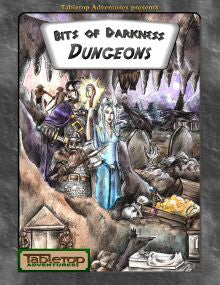 Bits of Darkness: Dungeons