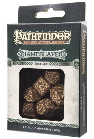 Pathfinder Dice: Giantslayer