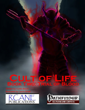 Cult of Life Book Two: Trial of Blood