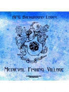 Pro RPG Audio: Medieval Fishing Village