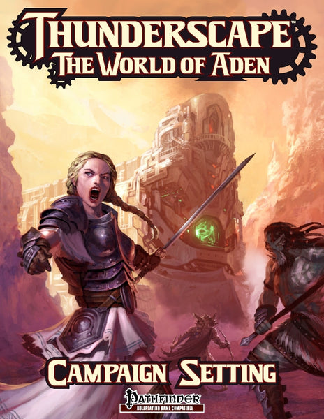 Thunderscape: The World of Aden