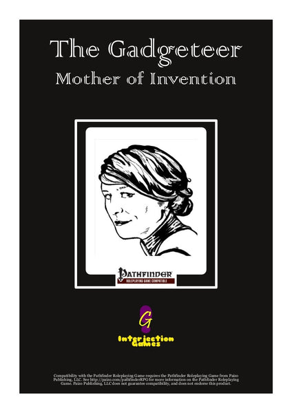 The Gadgeteer: Mother of Invention