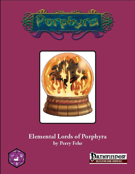 Elemental Lords of Porphyra