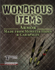 Wondrous Items 1: Armor Made from Monster Hides