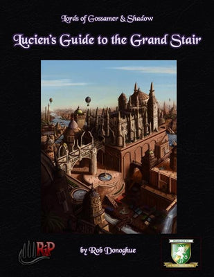 Lucien's Guide to the Grand Stair