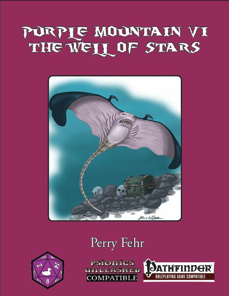 Purple Mountain VI: The Well of Stars