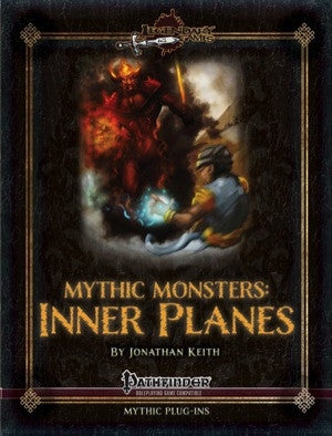 Mythic Monsters: Inner Planes