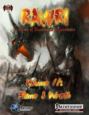 Rawr! Volume II: Flame & Wrath