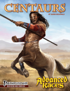Advanced Races 7: Centaurs