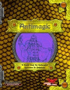 AntiMagic Source Book