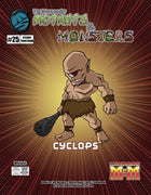 The Manual of Mutants & Monsters: Cyclops