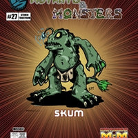 The Manual of Mutants & Monsters: Skum