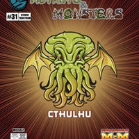 The Manual of Mutants & Monsters: Cthulhu