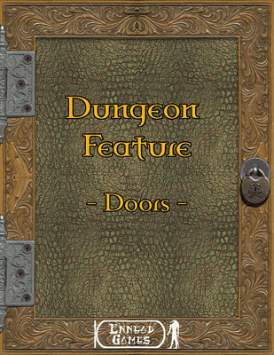 Dungeon Feature - Doors