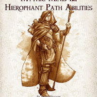 Mythic Minis 12: Hierophant Path Abilities