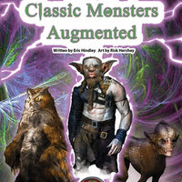 Mindblast! - Classic Monsters Augmented