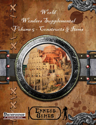 World Wonders - Constructs and Items