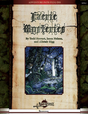 Faerie Mysteries