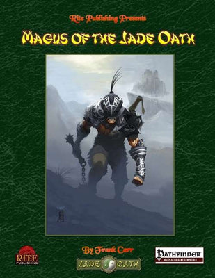 Magus of the Jade Oath