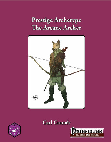 Prestige Archetype: The Arcane Archer