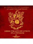 Pro RPG Audio: 1890's Train Station Platform