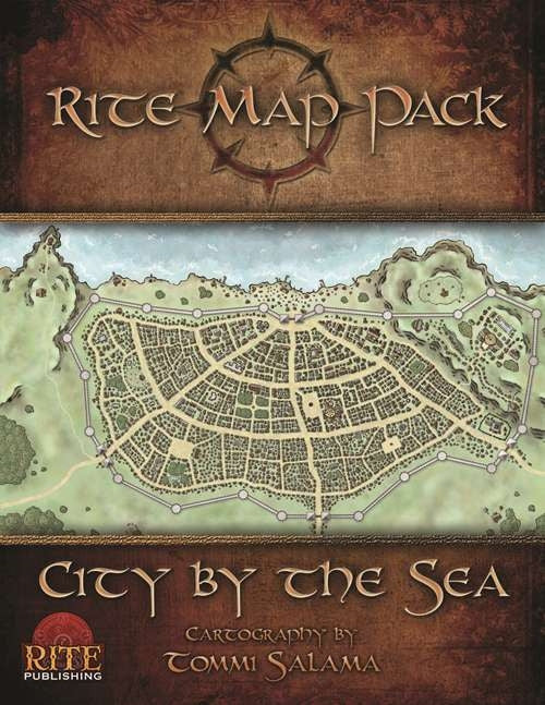Rite Map Pack: City by the Sea