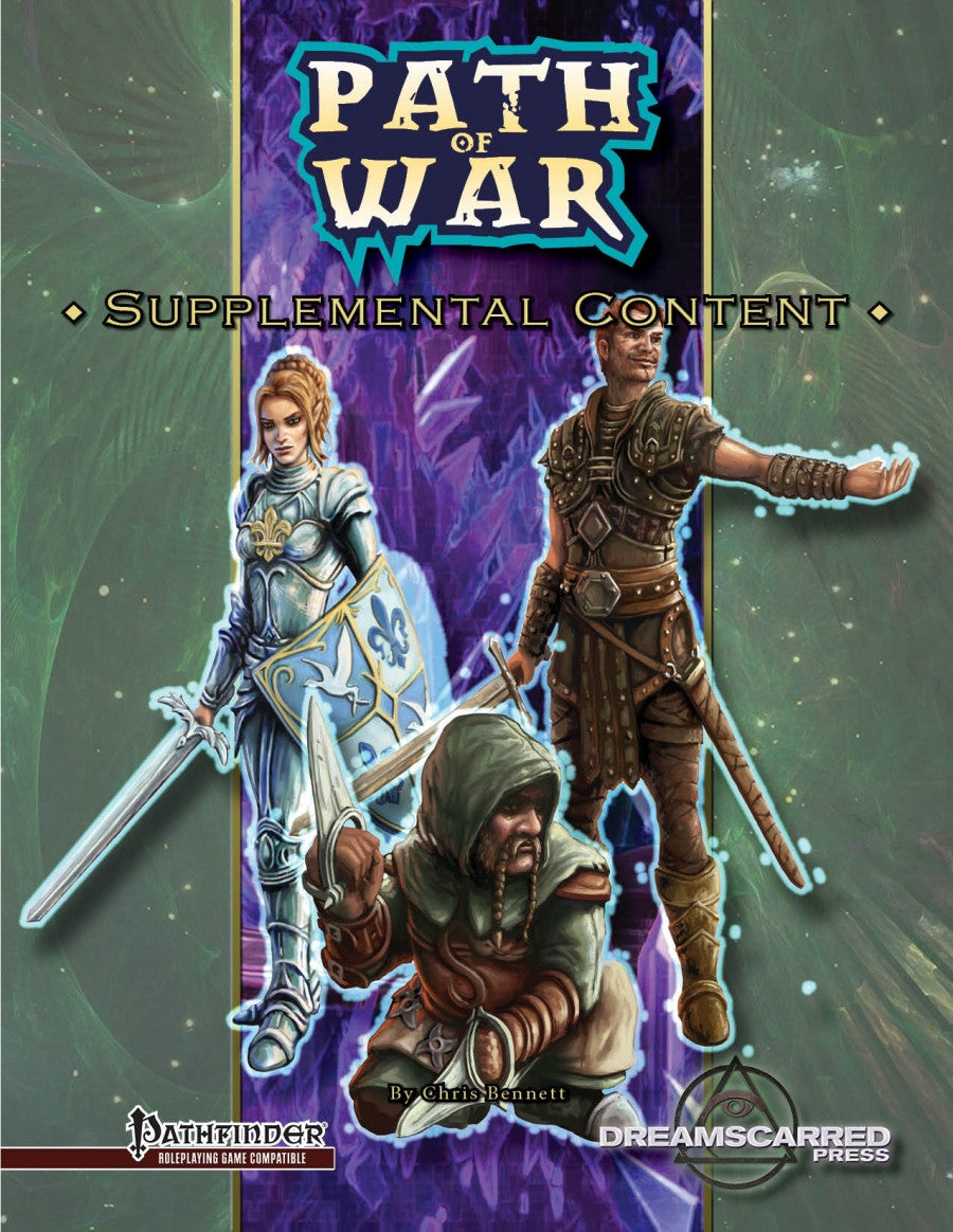 Path of War: Supplemental Content