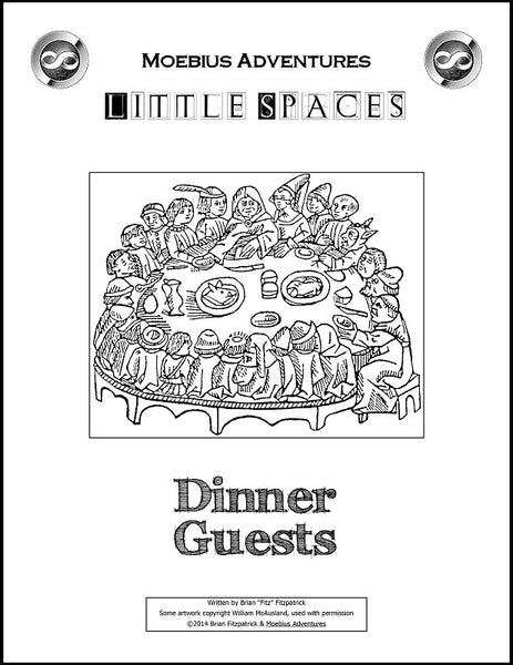 Little Spaces: Dinner Guests