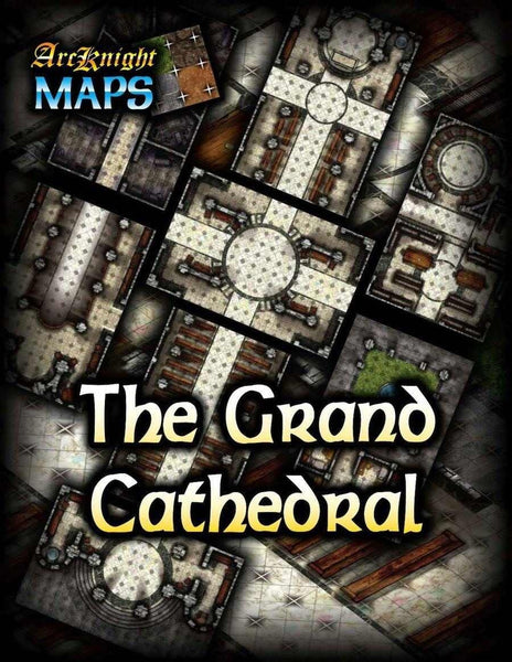 Arcknight Maps : The Grand Cathedral