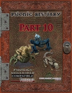Psionic Bestiary: Part 10
