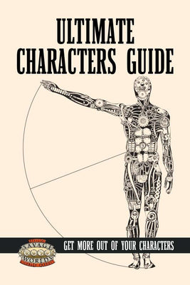 Ultimate Characters Guide (Savage Worlds)