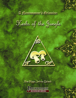 A Necromancer's Grimoire - Herbs of the Jungle