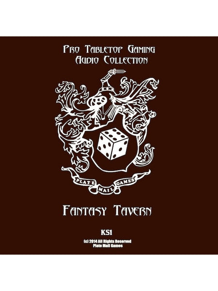 Pro RPG Audio: Fantasy Tavern