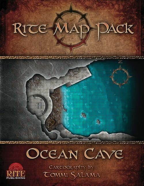 Rite Map Packs: Ocean Cave