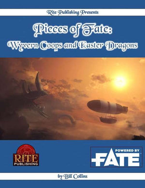 Pieces of Fate: Wyvern Coops & Easter Dragons
