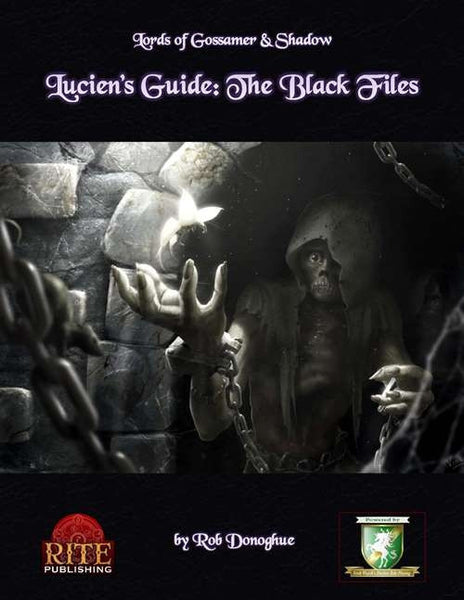 Lucien's Guide: The Black Files