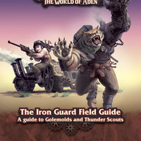 Thunderscape: Iron Guard Field Guide