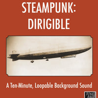 Steampunk: Dirigible