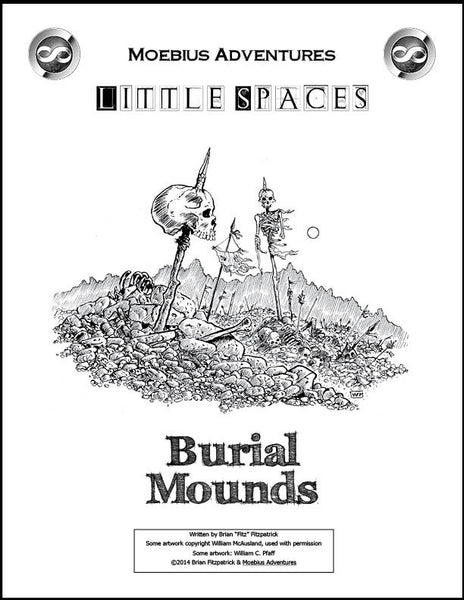 Little Spaces: Burial Mounds