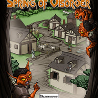 Genius Adventures: Spring of Disorder